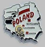 Flagline Poland - Magnet