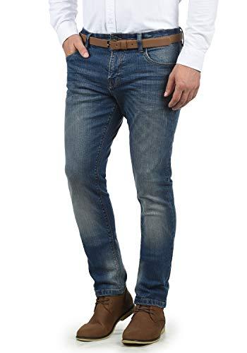 Denim Elasticizzato Pantaloni Slim Uomo Destroyed Aldersgate Jeans Indigo869 Da Medium Indicode lFKJ3Tc1
