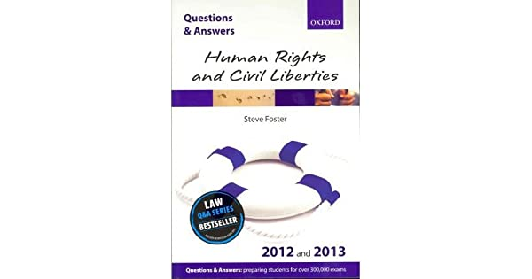 Amazon.com: Q & A Revision Guide: Human Rights and Civil ...