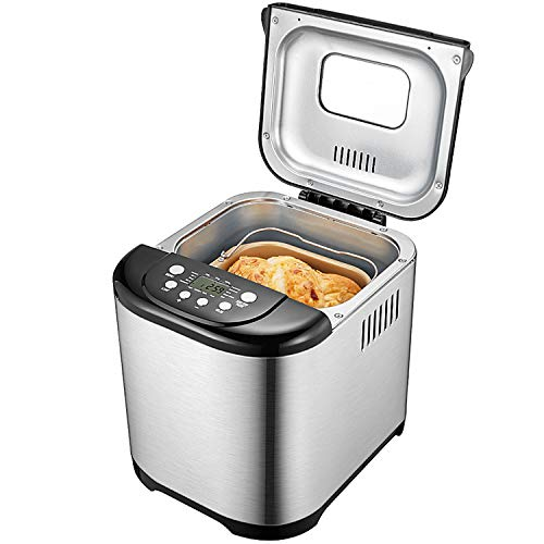 Aicok 2LB Bread Maker Programmable Bread Machine incl Gluten Free Deal (Large Image)
