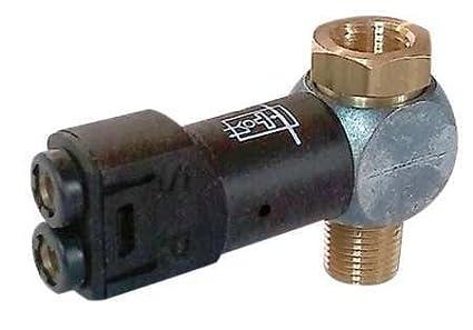 45-115 psi 1//4 NPT Male Legris 7808 04 14 Pneumatic Threshold Sensor 5//32 Tube Pilot//Signal Port