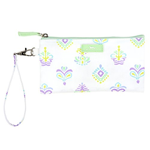 - SCOUT KATE WRISTLET, Lightweight Wristlet Wallet for Women, Small Clutch Wristlet with Strap (Multiple Patterns Available)