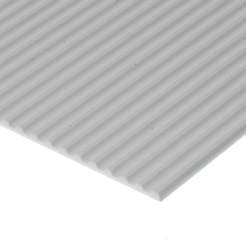 - Evergreen Styrene Metal Siding 2.50mm (0.100) Spacing by Evergreen