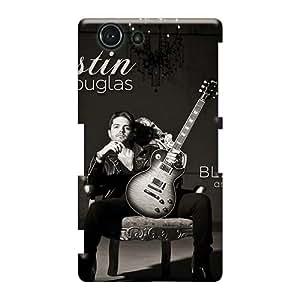 AlissaDubois Sony Xperia Z3 Mini Bumper Hard Phone Cover Customized Attractive Breaking Benjamin Skin [yVa14090SvPP]