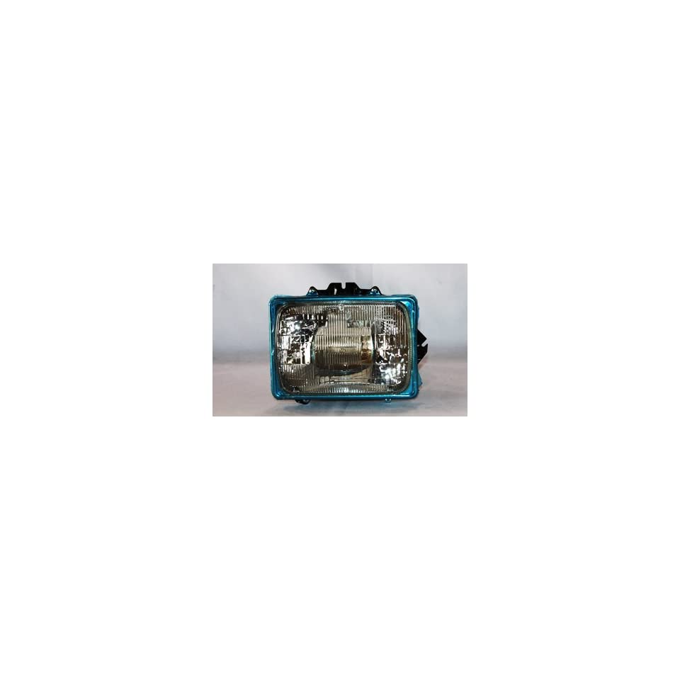 OE Replacement Ford Econoline Passenger Side Headlight Assembly Sealed Beam (Partslink Number FO2501126)