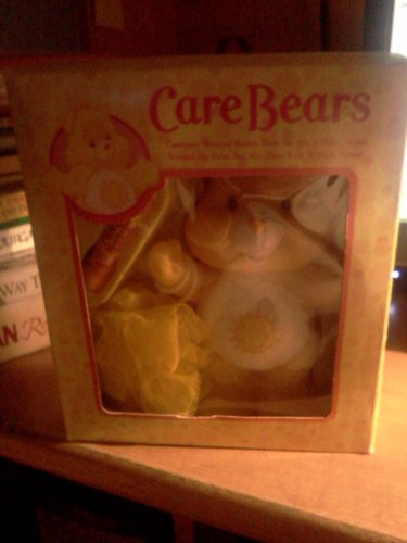Care Bears Bubble Bath with Lip Balm and Sponge