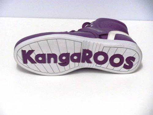 KangaROOS Swish-Hi 311150, Damen Sportschuh, Farbe: Iris/White, Größe 39
