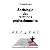 Socio. relations professionnelles #186