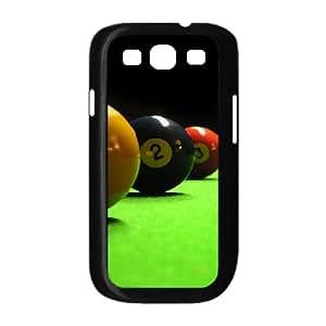 YChaoQ(R) DIY Cover Case for Samsung Galaxy S3 I9300 - Billiards (YCQ#602002)