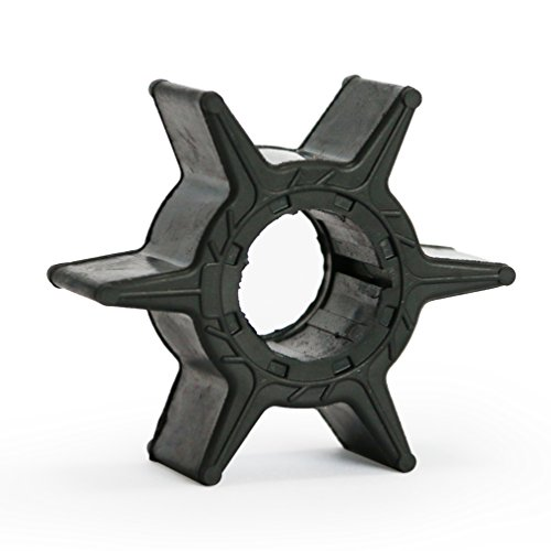 Full Power Plus Impeller Replacement for Yamaha Water Pump Sierra 18-3069 40HP 50HP 55HP 60HP 70HP Outboard Motor Parts 6H3-44352-00