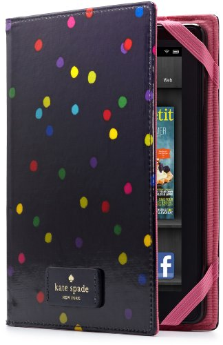 "kate spade new york ""Sprinkle Dot"" Case for Kindle Fire (will not fit HD or HDX models)"