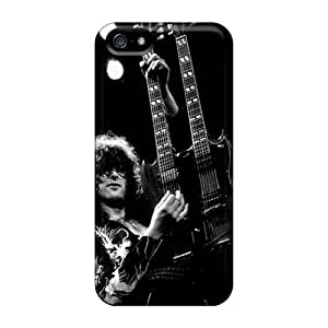 Top Quality Rugged Led Zeppelin Case Cover For Iphone 5/5s