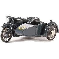 Oxford de metal 76bsa008 Motocicleta / SIDECAR RAF