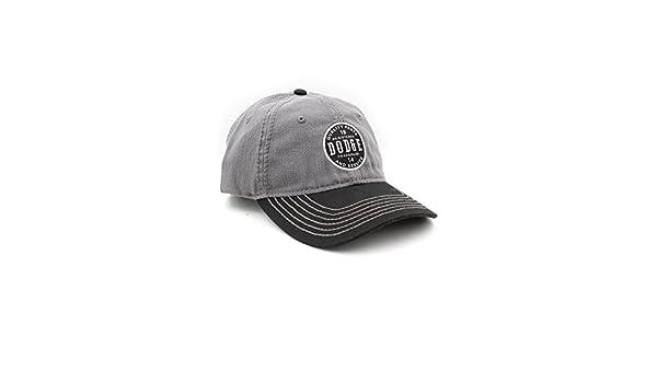 6386c2b6899 H3 Headwear Dodge Trademark 6-Panel Adjustable Snapback Ball Cap at Amazon  Men s Clothing store