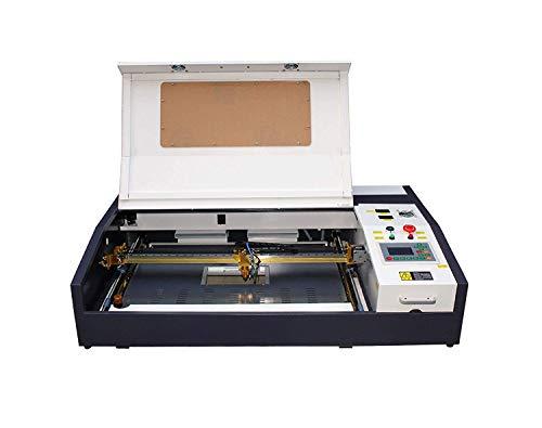 Ten-HIGH Laser Engraving Cutting Machine 50W Laser...