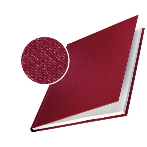 Esselte Buchbindemappe impressBIND Hard Cover 7.0mm schwarz, 10 Stueck Esselte Leitz GmbH & Co.K 73910095