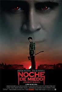 Noche De Miedo [DVD]