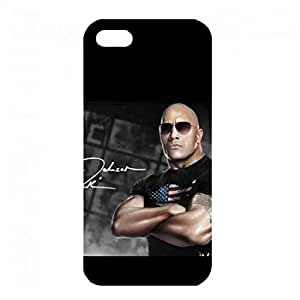 Protection Iphone se Cover Case,The Fast & Furious 7 Dwayne Johnson funda caja del telefono celular,American Actor and Wrestler funda caja del telefono celular Cover