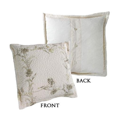 Liz Claiborne Lorna Quilted Decorator Stuffed Pillow
