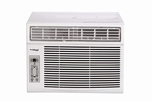 Koldfront WAC12003WCO 12000 BTU 115V Window Air Conditioner with Dehumidifier and Remote Control ()