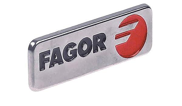 Fagor - Cartel para SBG9-15IM, SBG9-10I, CG9-51LC, CG9-51RC (metal ...