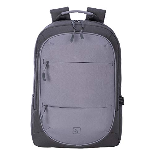 """Tucano – Backpack for 15.6"""" laptops, Compatible with 16"""" MacBook Pro. BINGO Backpack, Lightweight backpack for Office or…"""