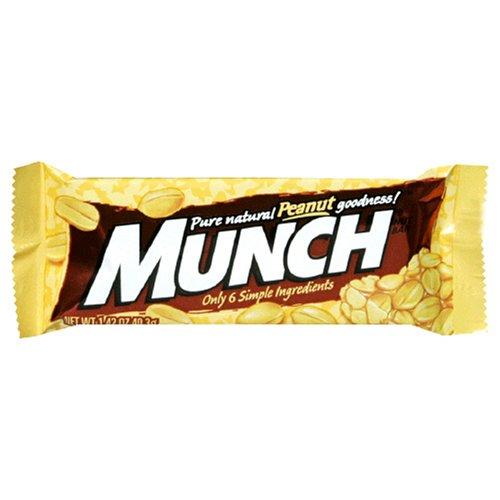 Munch Nut Bar, 1.42-Ounce Bars (Pack of 36)
