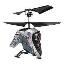 Air Hogs - 6015629 - VǸhicule Miniature - Hawk Eye - Gris