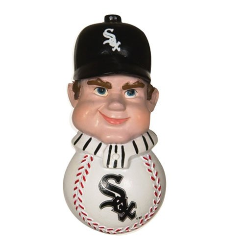 Chicago White Sox MLB Magnet Sluggers Ornament ()