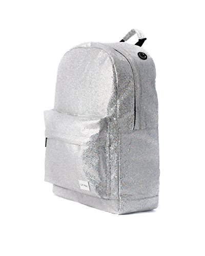 Spiral Daypack Silver L Glamour Casual Silver 44 Og cm 18 OIwqrCOcW