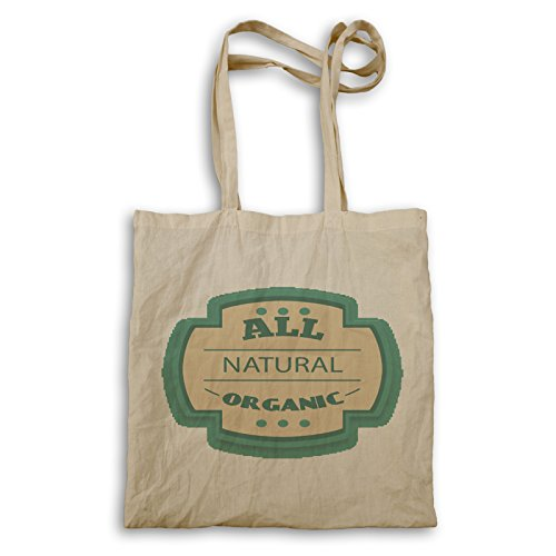 Organic Food 100% Natural Chef Green Vegan Tragetasche c860r
