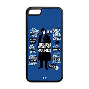 CSKFUProtective iphone 6 4.7 inch iphone 6 4.7 inch Case,Durable Protector Sherlock Back Hard Cover Case For iphone 6 4.7 inch iphone 6 4.7 inch