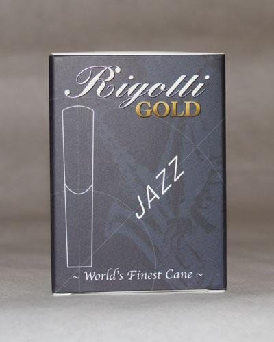 Rigotti Tenor Saxophone Reed (3.0 Strong) by Rigotti