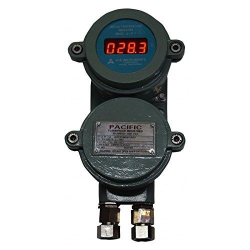 (Flameproof Digital Temperature Indicator)