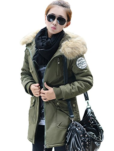 Mordenmiss Womens Winter Collar Jacket product image