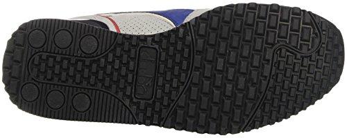 Sneaker Grattacielo Basso Adulto Unisex Blu Premium Grigio Titan Diadora Limoges Grigio Collo a – awZ6nHqEW