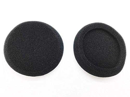 Reki Premium Replacement Ear Pads Cushions Compatible with SENNHEISER PX100 PMX100 PX80 Sony Philips Headphones (4 Pack)