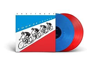 Tour de France (2LP Blue & Red Vinyl)
