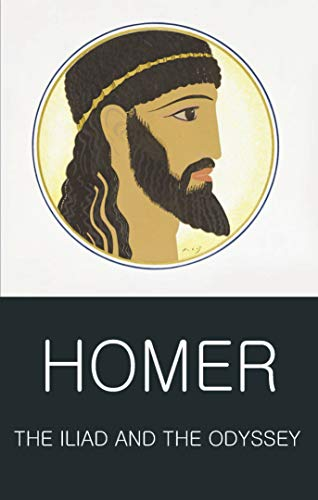 Chapman's Homer: The Iliad and The Odyssey (Wordsworth Classics of World Literature)