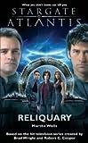 img - for Reliquary (Stargate Atlantis) book / textbook / text book
