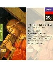 Verdi: Requiem / Four Sacred Pieces