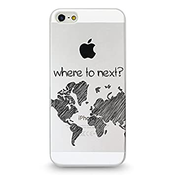 coque iphone 5 monde