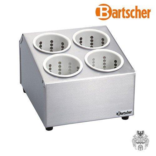 Bartscher Besteckbehälter m.4 Besteckköchern 73239300 Art. A500395