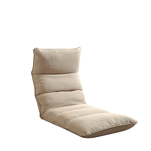 411WR2txj%2BL - ACME-Morris-Taupe-Fabric-Youth-Game-Chair