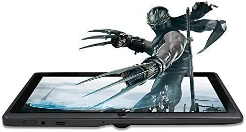 7 inch Android Tablet, Dual Core, 512MB+4GB Storage, Allwinner A23 CPU Android 4.4 OS, Dual Cameras, 5 Point Capacitive Touch Screen - Black3 CPU, Dual Cameras, 5 Point Capacitive Touch Screen, 512MB+4GB Storage (Black)