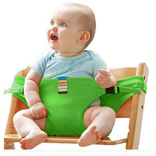 lzndeal Baby Car Seat Harness Belt High Chair Dining Feeding Travel Safety Fastener Strap