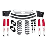 78 ford bronco lift kit - Tuff Country 24710KN Lift Kit w/Shock 4 in. Front/3 in. Rear Lift Lift Kit w/Shock