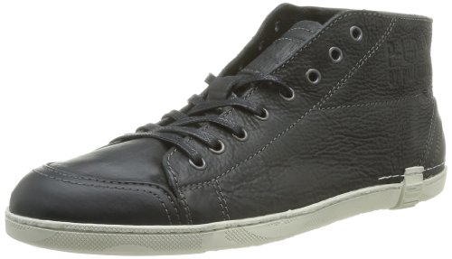 P-L-D-M by Palladium Duke Oreg, Herren Sneaker Schwarz - Noir (Black)