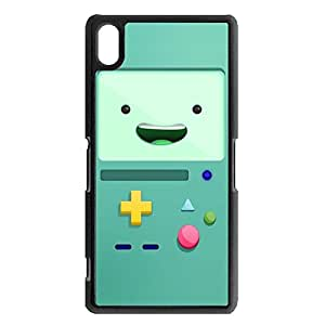 Lovely Adventure Time with Finn and Jake Phone Case Cover For sony xperia Z2 Adventure Time Stylish