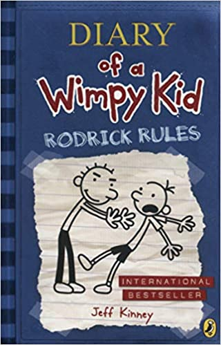 summary for diary of a wimpy kid rodrick rules